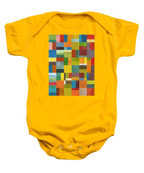 Multiple Exposures Lv Baby Onesie