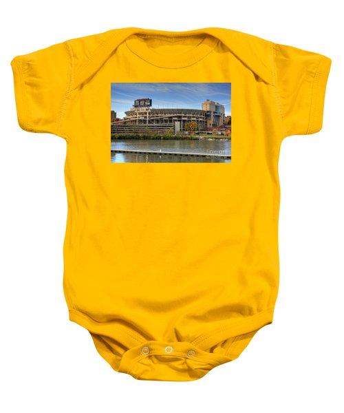 Neyland Stadium Baby Onesie