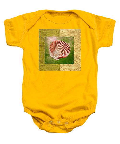 Ocean Life Baby Onesie