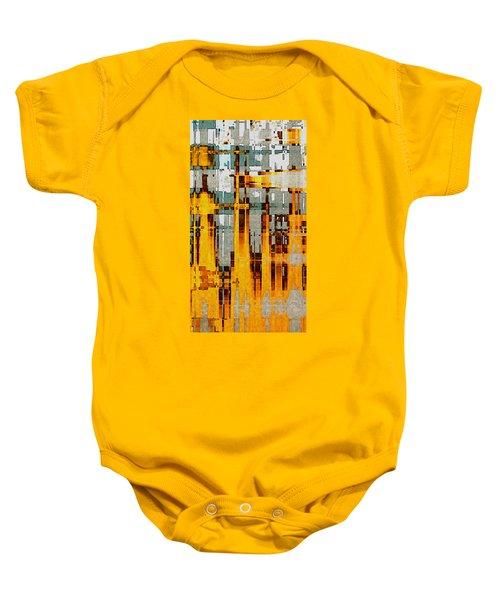 Ochre Urbanity Baby Onesie