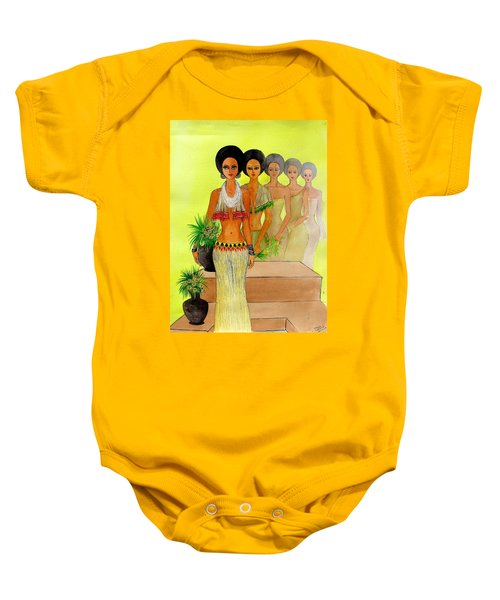 One Beauty Baby Onesie
