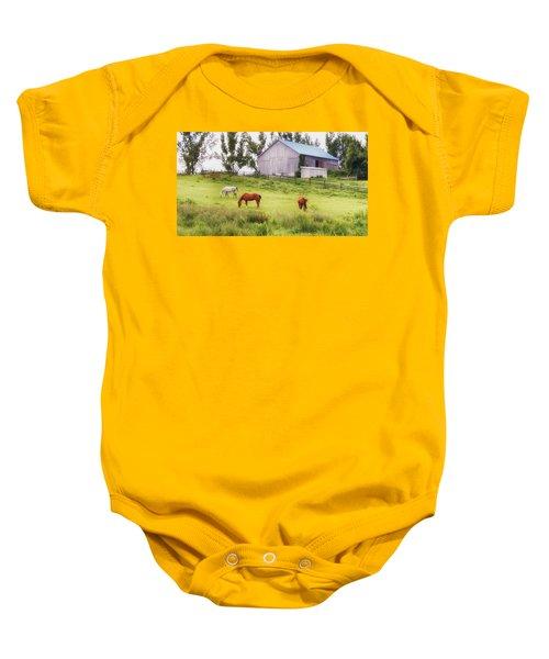 Pasture Baby Onesie