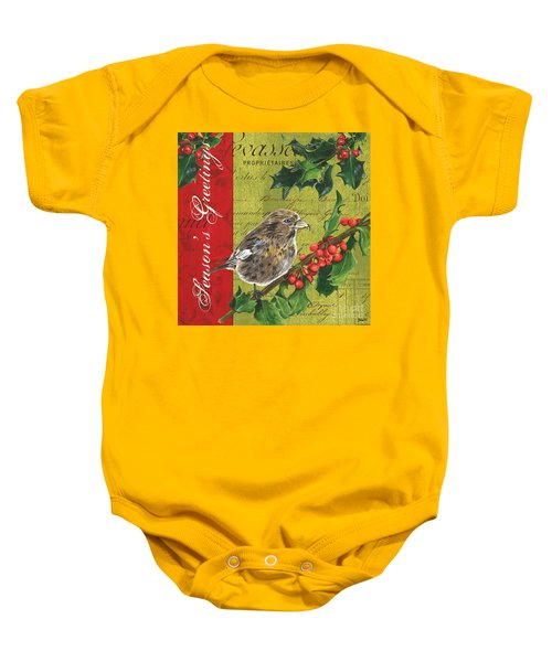 Peace On Earth 1 Baby Onesie