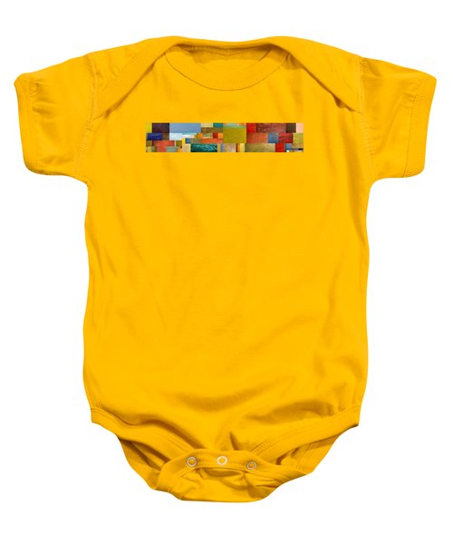Pieces Project Lv Baby Onesie