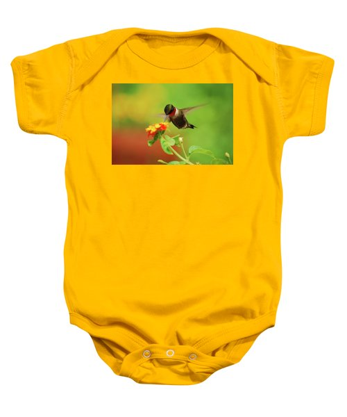 Pretty As A Picture Baby Onesie