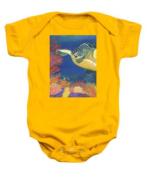 Reef Rider Baby Onesie