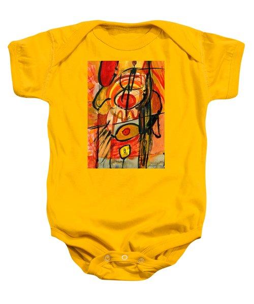 Relativity Baby Onesie