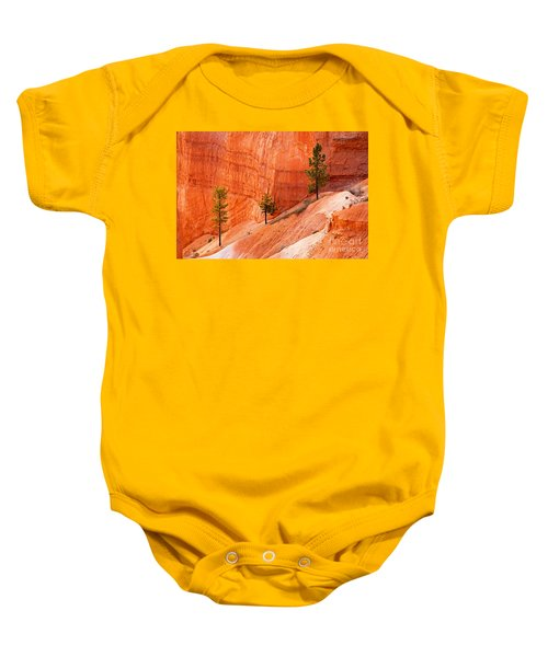 Sunrise Point Bryce Canyon National Park Baby Onesie