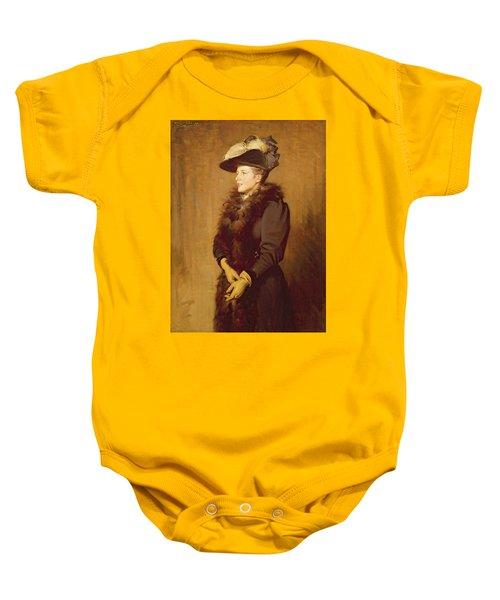 The Artists Wife, 1893 Baby Onesie
