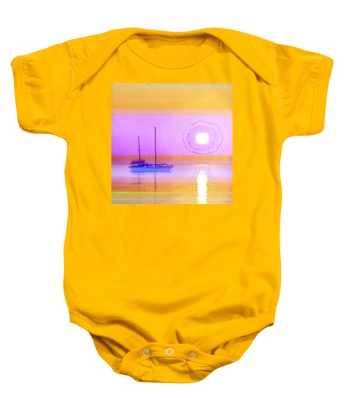 The Drifters Dream Baby Onesie