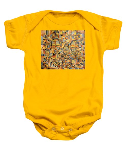 The Family Album Baby Onesie