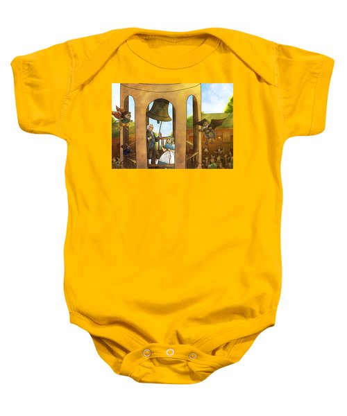 The Liberty Bell Baby Onesie