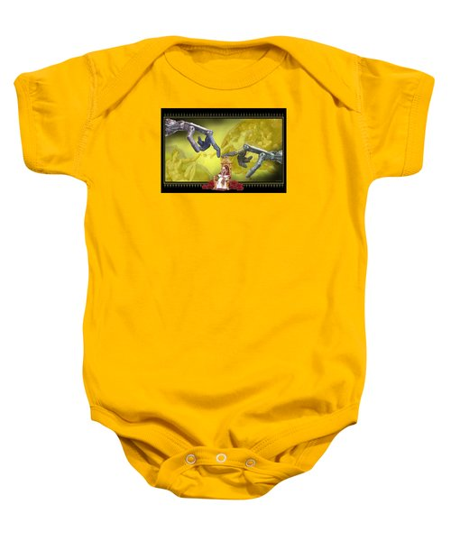 The Touch Baby Onesie