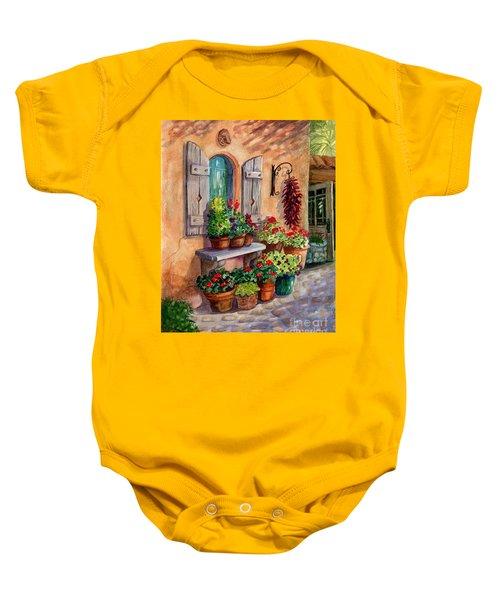 Tia Rosa's Place Baby Onesie