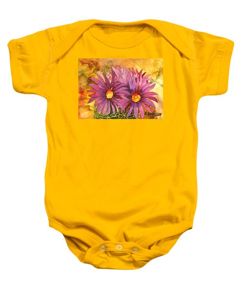 Arizona Pincushion  Baby Onesie
