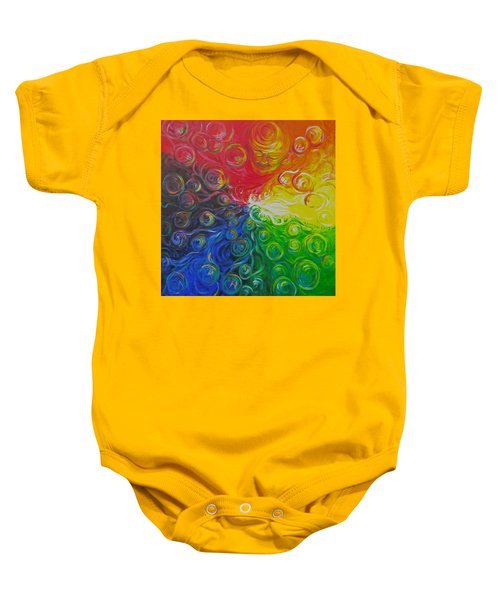 Birth Of Color Baby Onesie