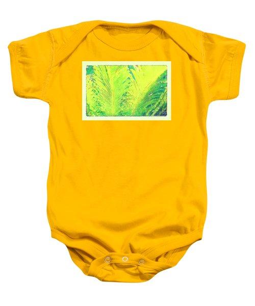 Ferns Baby Onesie