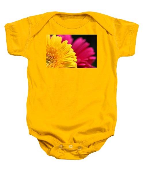 Gerbera Daisies Baby Onesie