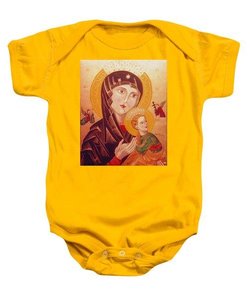 Icon Baby Onesie