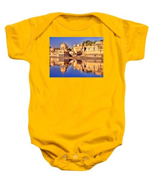 Jaisalmer Rajasthan Baby Onesie