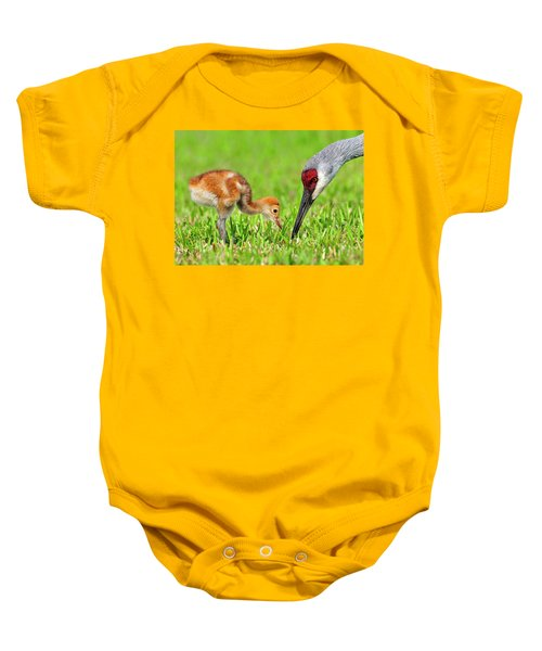 Looking For Bugs Baby Onesie