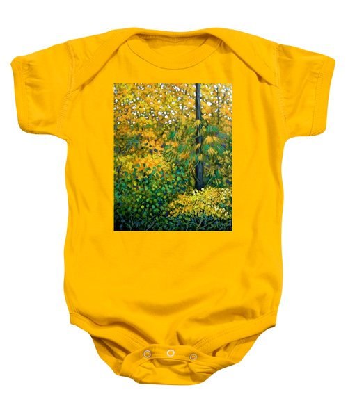 Southern Woods Baby Onesie
