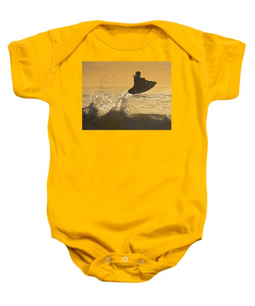 Catching Air Baby Onesie