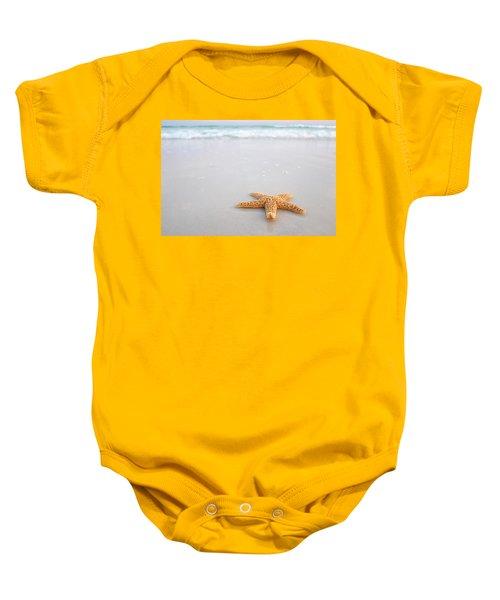 Destin Florida Miramar Beach Starfish Baby Onesie