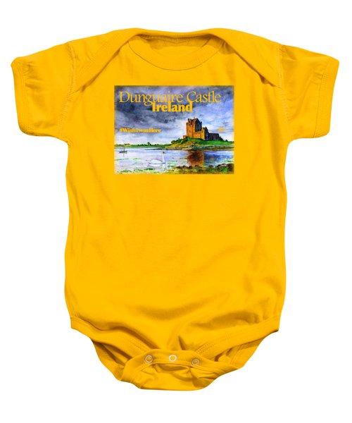 Dunguaire Castle Ireland Baby Onesie