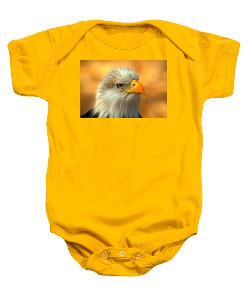 Eagle 10 Baby Onesie