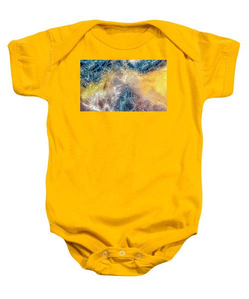 Earth Portrait Baby Onesie