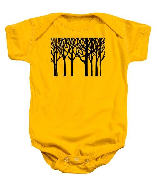 Forest Baby Onesie
