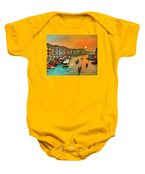 Imbarcando. Venezia Baby Onesie