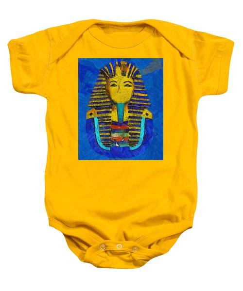 King Tut Baby Onesie