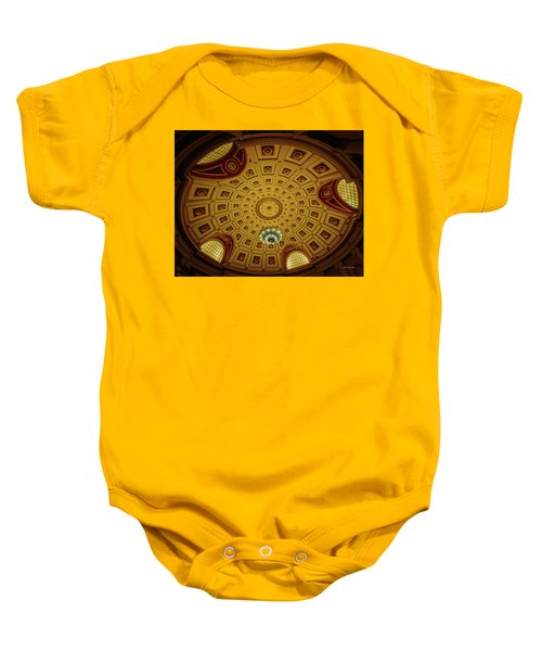 Rotunda  Baby Onesie