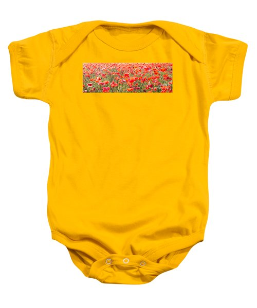 Summer Poetry Baby Onesie