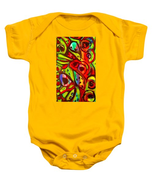 Tide Is Out Baby Onesie
