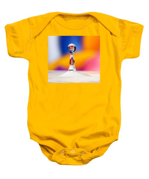 Water Drop Baby Onesie
