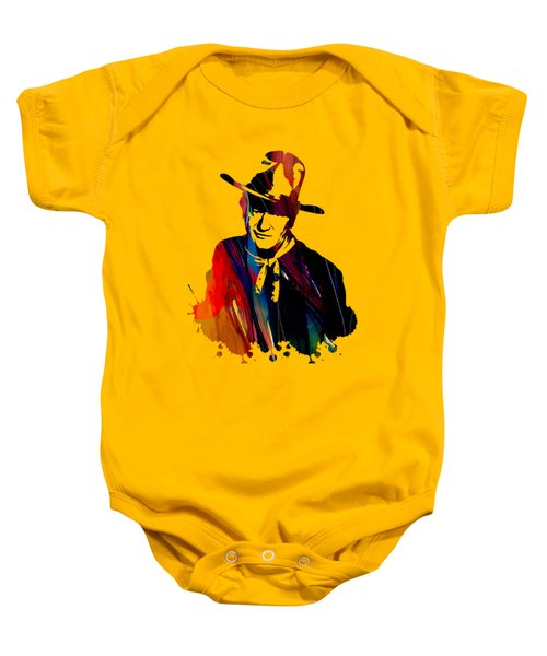 John Wayne Collection Baby Onesie