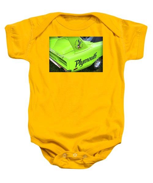 1970 Plymouth Superbird Baby Onesie