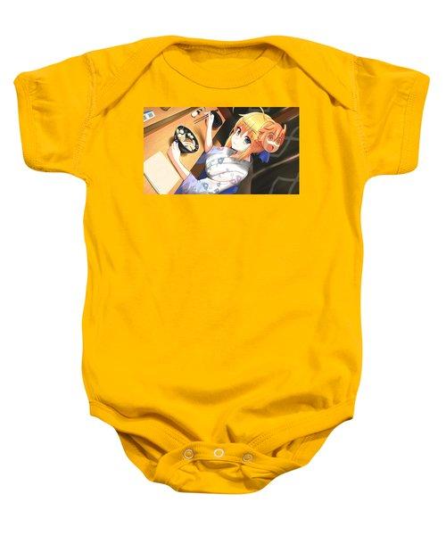 Fate/grand Order Baby Onesie