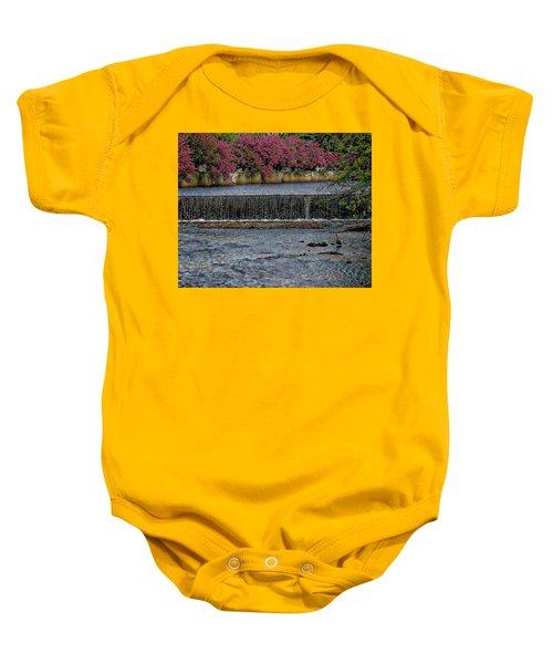 Mill River Park Baby Onesie