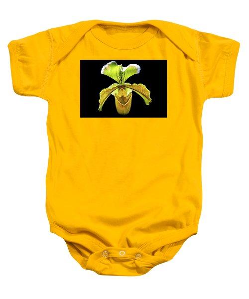Orchid Baby Onesie