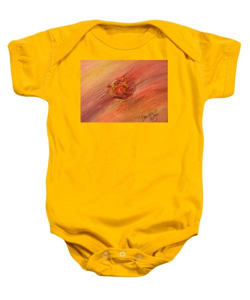 Untitled Baby Onesie
