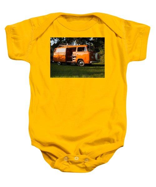 Volkswagen Bus T2 Westfalia Baby Onesie