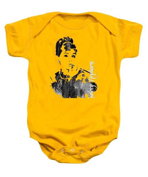 Audrey Hepburn Collection Baby Onesie