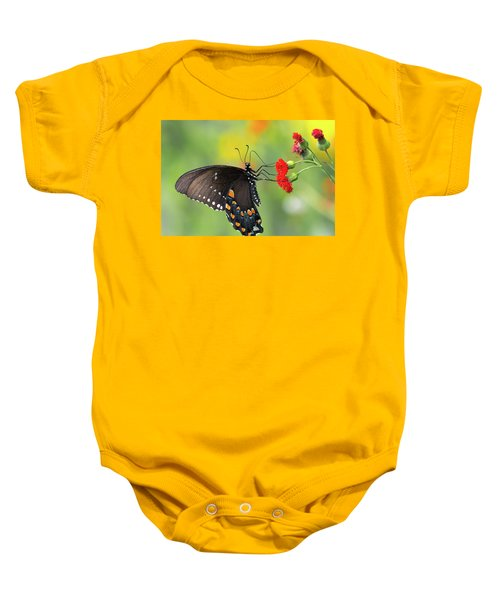 A Butterfly  Baby Onesie