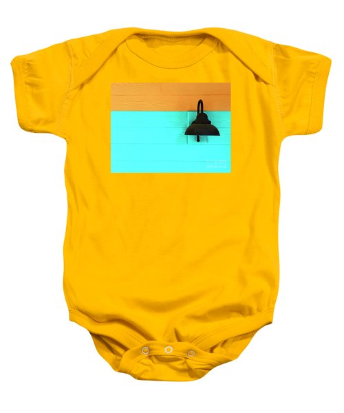 A Solitary Light Baby Onesie