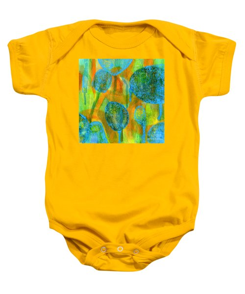 Abstract Painting No. 1 Baby Onesie