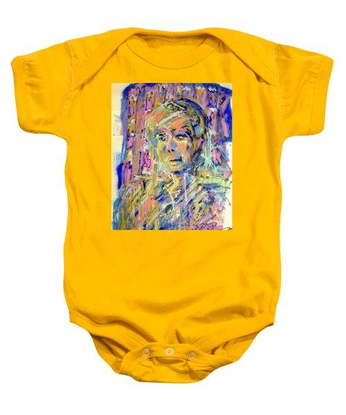 Airbrush 2 Baby Onesie